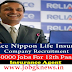 Reliance Nippon Life Insurance Company Ltd (RNLICL) Recruitment 2017 For 30000 Jobs Vacancies Also Apply 12th Pass & Graduate Candidates