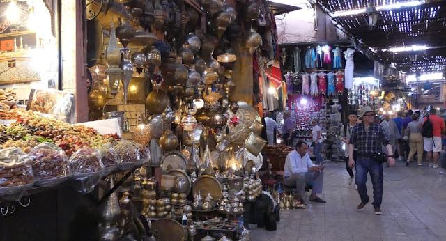 Marrakesch - Impressionen aus den Souks