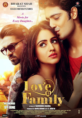 Love You U Family 2017 Hindi 720p WEB HDRip HEVC x265