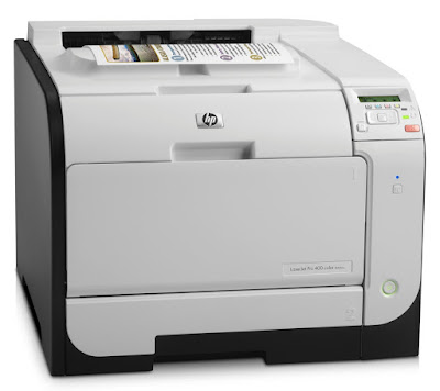 HP Laserjet Pro 400 M451dw Color Wireless Photo Printer
