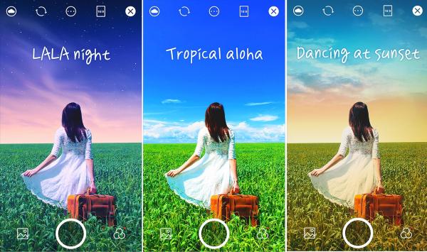 تطبيق PICNIC للتعديل على صورك و جعلها في أي فصل تريد !