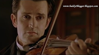 Rupert Everett as Sherlock Holmes in Sherlock Holmes and The Case of the Silk Stocking