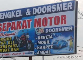 Doorsmeer Di Aceh