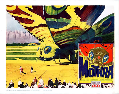 Mothra 1961 Image 8