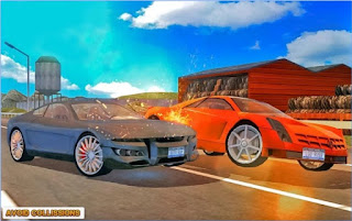 Games Crazy Car City Traffic Racing Apk