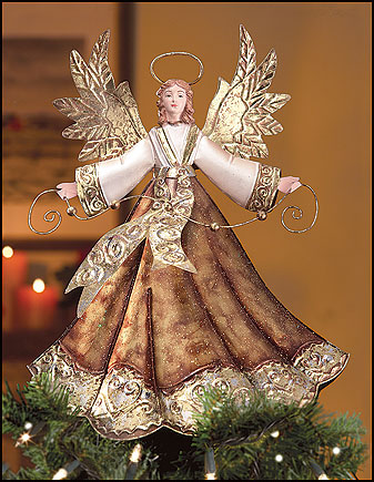 Mission Is Who We Are: The Christmas Tree Angel