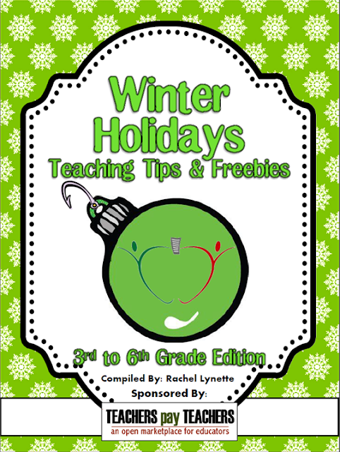 https://www.teacherspayteachers.com/Product/2012-Winter-Holidays-Tips-and-Freebies-Grades-3-6-Edition-438678
