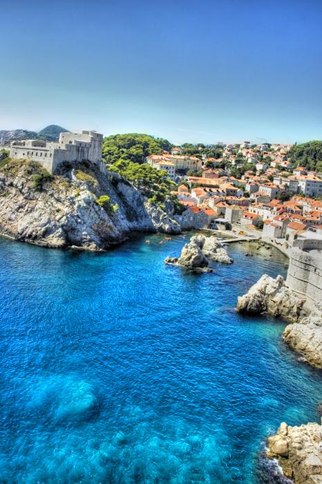 Jones Model - Dubrovnik, Croatia