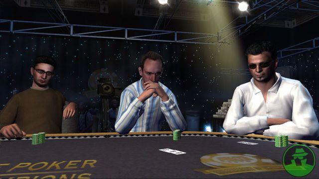 World series of poker tournament of champions 2007 edition ouverture casino la bocca