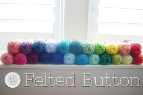 Scheepjes Merino Soft yarn used in Chromatic Cobbles Blanket