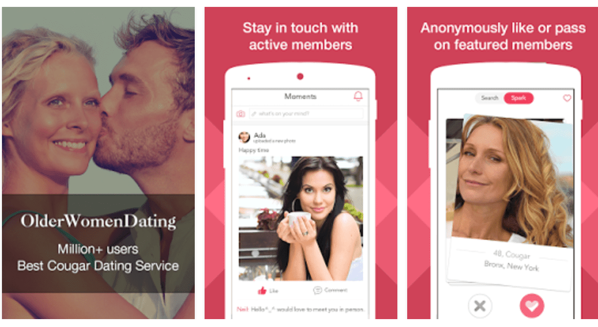 7 Best Free Cougar Dating App Options