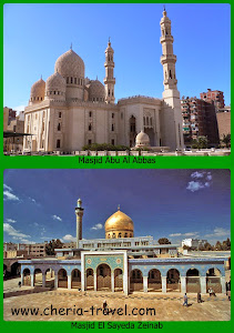 Masjid Abu Al Abbas dan Masjid El Sayeda