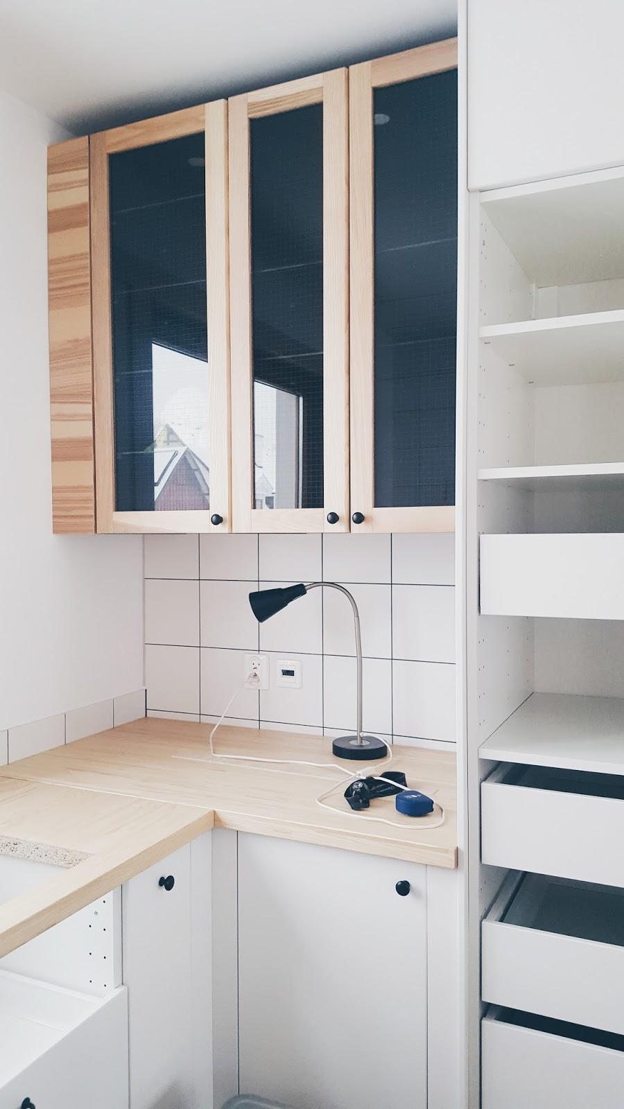 Jak Samodzielnie Skręciliśmy Kuchnie Ikea 1 Apetyczne Wnętrze