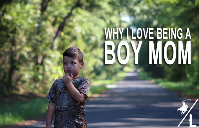 Download A Cowboy's Life: 6 Reasons Why I Love Being A Boy Mom