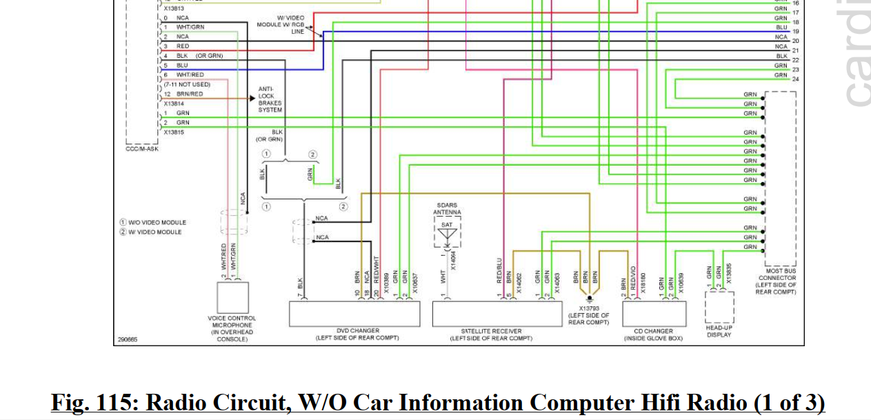Bmw 535xi 2010 System Wiring Diagrams