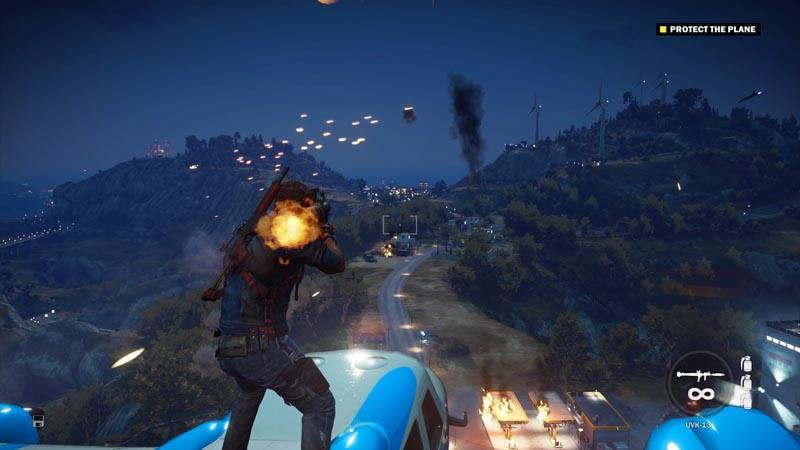 just cause 4 download size ps4
