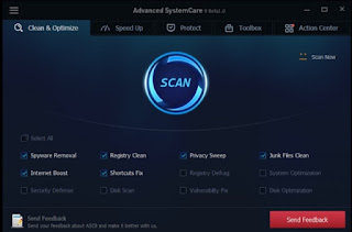 Serial Number Advanced SystemCare Pro 9.2 Aktif Sampai 2020