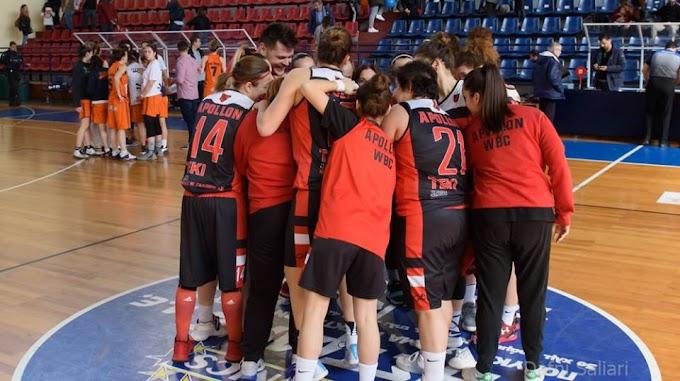 Ανανέωσαν έξι αθλήτριες στον Απόλλωνα Καλαμαριάς