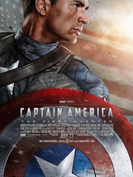 Kẻ Báo Thù Đầu Tiên - Captain America: The First Avenger 2011
