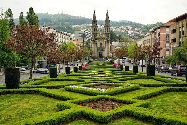 Onde ficar em Guimarães em Portugal
