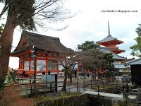 Viaje a Japón: Templo de Jishu-jinja