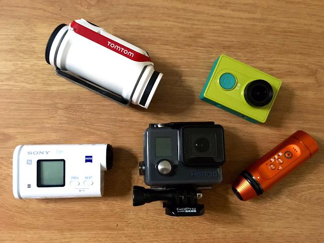 10 meilleurs GoPro et action caméras 2016