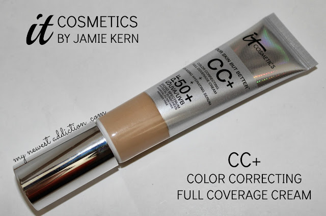CC+ Eye Color Correcting Full Coverage Cream by IT Cosmetics #22