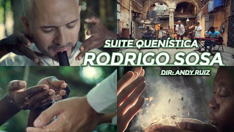 Rodrigo Sosa - ¨Suite Quenística¨ - Videoclip - Dirección: Andy Ruiz. Portal del Vídeo Clip Cubano