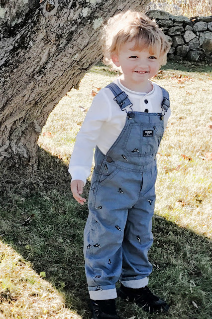 Kids Holiday Fashion with OshKosh B'gosh, $50 Gift Card Giveaway