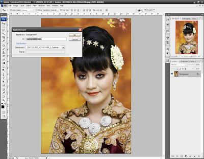 Cara Membuat Efek Bayangan Foto dengan Photoshop