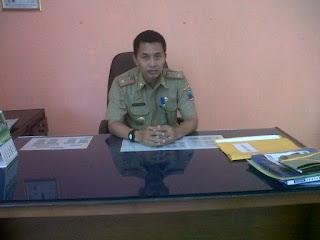 Kepala Dinas Kelautan dan Perikanan (DKP) Lampung Selatan, Dwi Jatmiko