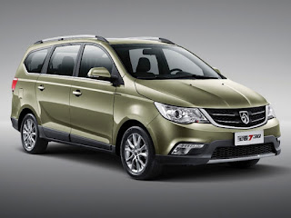 MPV Asal China Pakai Turbocharger, Berupaya Senggol Innova, Rush, Terios