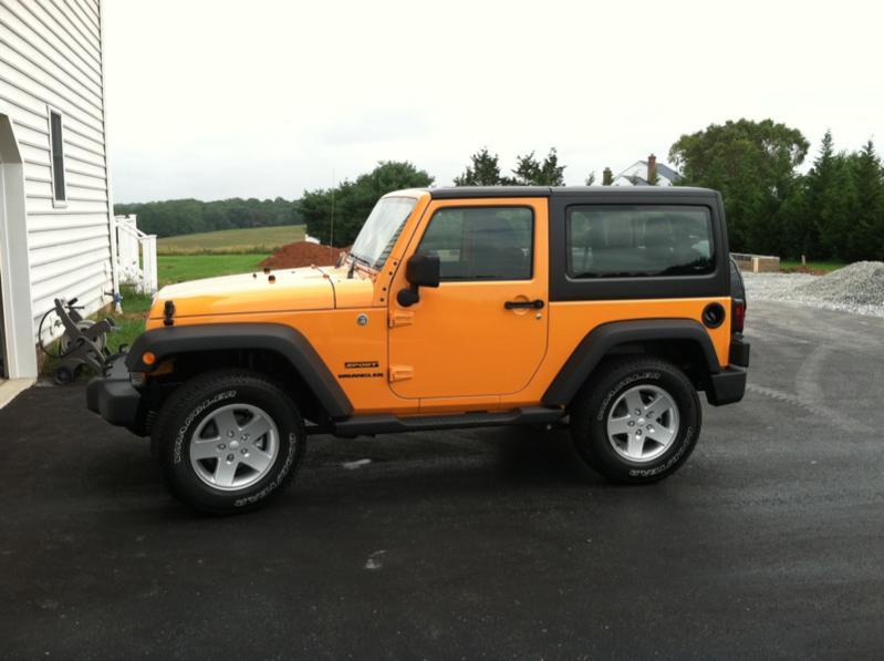 JK Archives: 2012 Dozer Jeep Wrangler JK