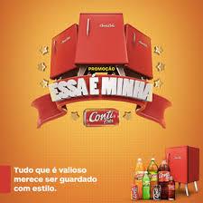 """Promoção """"Essa é Minha Conti Cola """""""