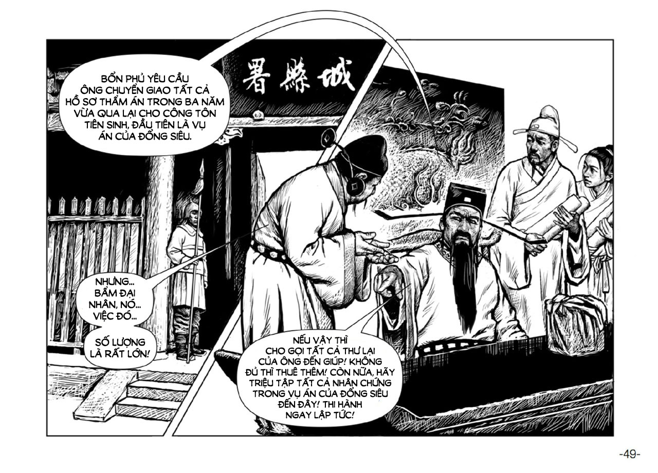 Judge Bao   Bao Công Kỳ Án