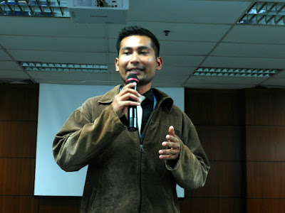 WE CARE Business Ethics by Azmi Shahrin at CGC on 23-24 March 2016