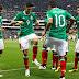 México consigue un duro empate con Chile