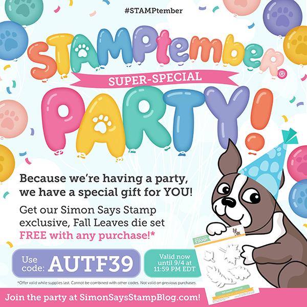 STAMPtember Blog Party
