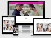 Invite - Responsive Wedding Blogger Template