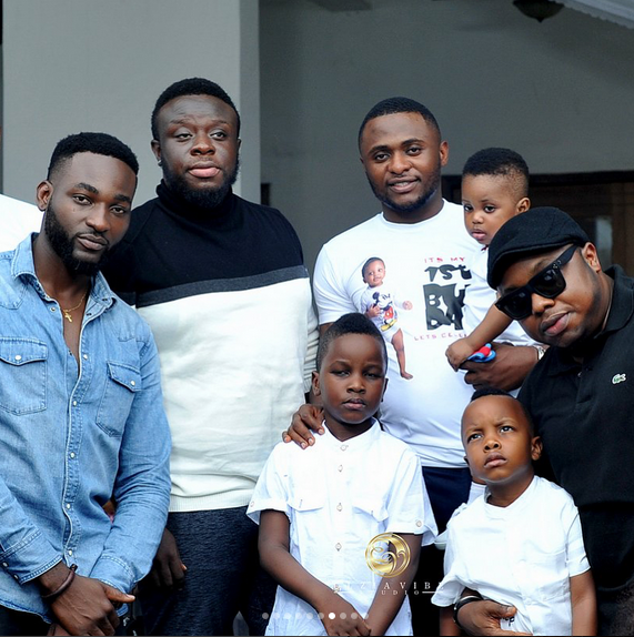 Ubi-Franklin-Lilian-Esoro-son-Jayden-birthday-5