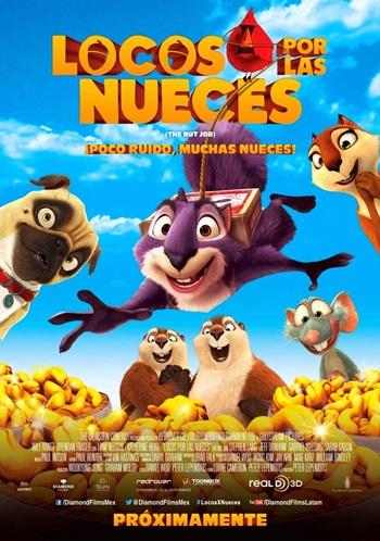 Locos por las Nueces DVDRip Latino