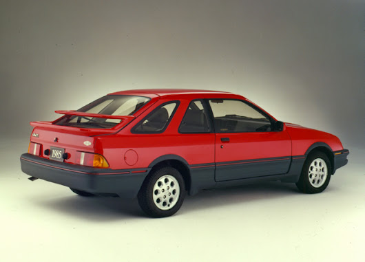 A Brief History of the XR4Ti: The Inside Story