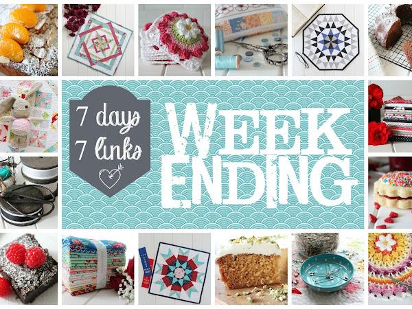 Week Ending (April 8)