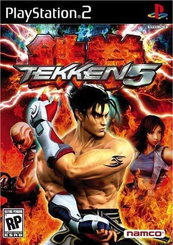 T5 - Tekken 5
