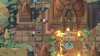The Swords of Ditto Game Screenshot 8