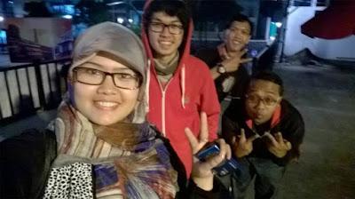 foto bareng Xriders Bandung