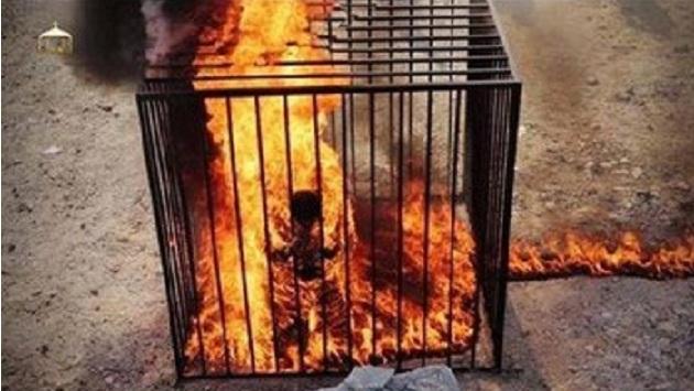 Φρίκη - Έκαψαν ζωντανό ένα ζευγάρι και το μόλις 2 ετών κοριτσάκι τους