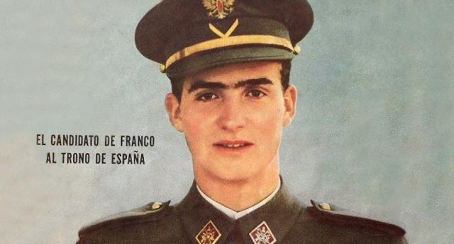 El candidato de Franco al trono de España