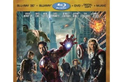 Marvels The Avengers Blu-ray