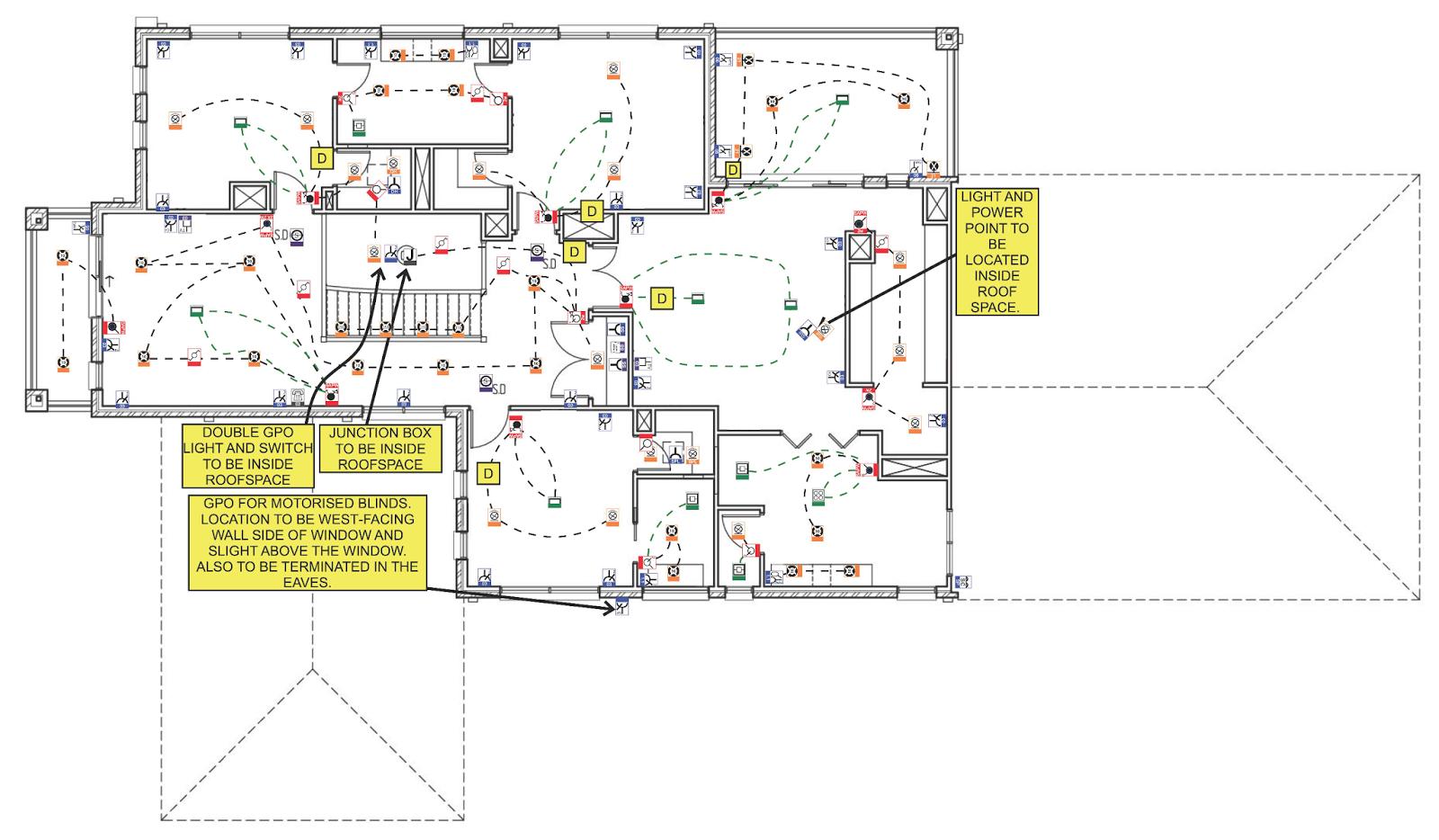 electrical plan [ 1600 x 934 Pixel ]